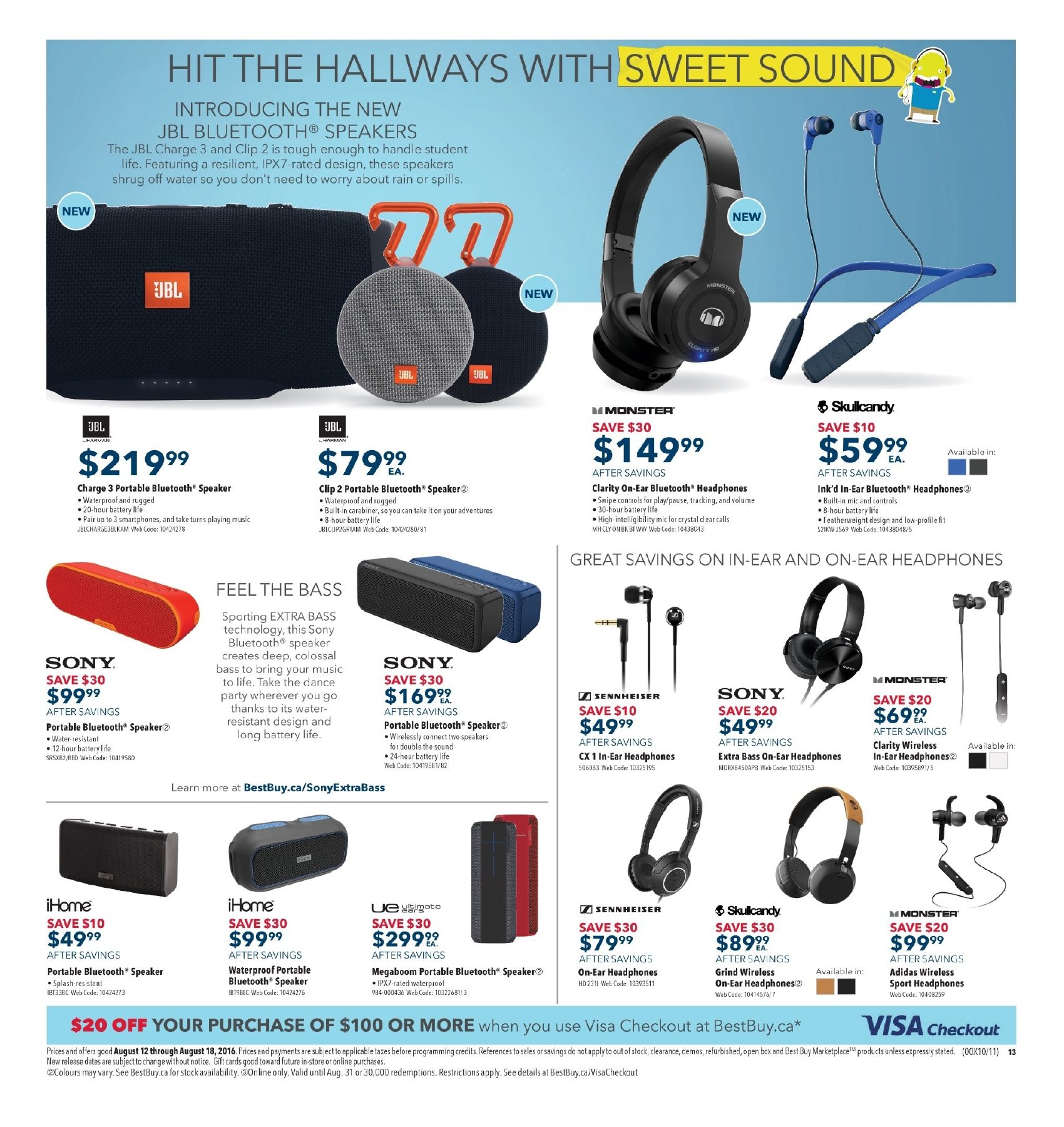 aa50c04d441 Best Buy Weekly Flyer - Weekly - Save on Laptops, Excel All Year - Aug 12 –  18 - RedFlagDeals.com
