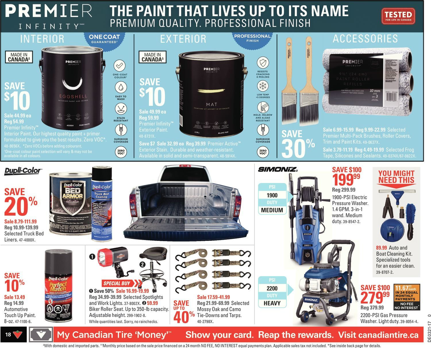 Canadian Tire Weekly Flyer - Long Weekend Sale - May 19 – 25 ...