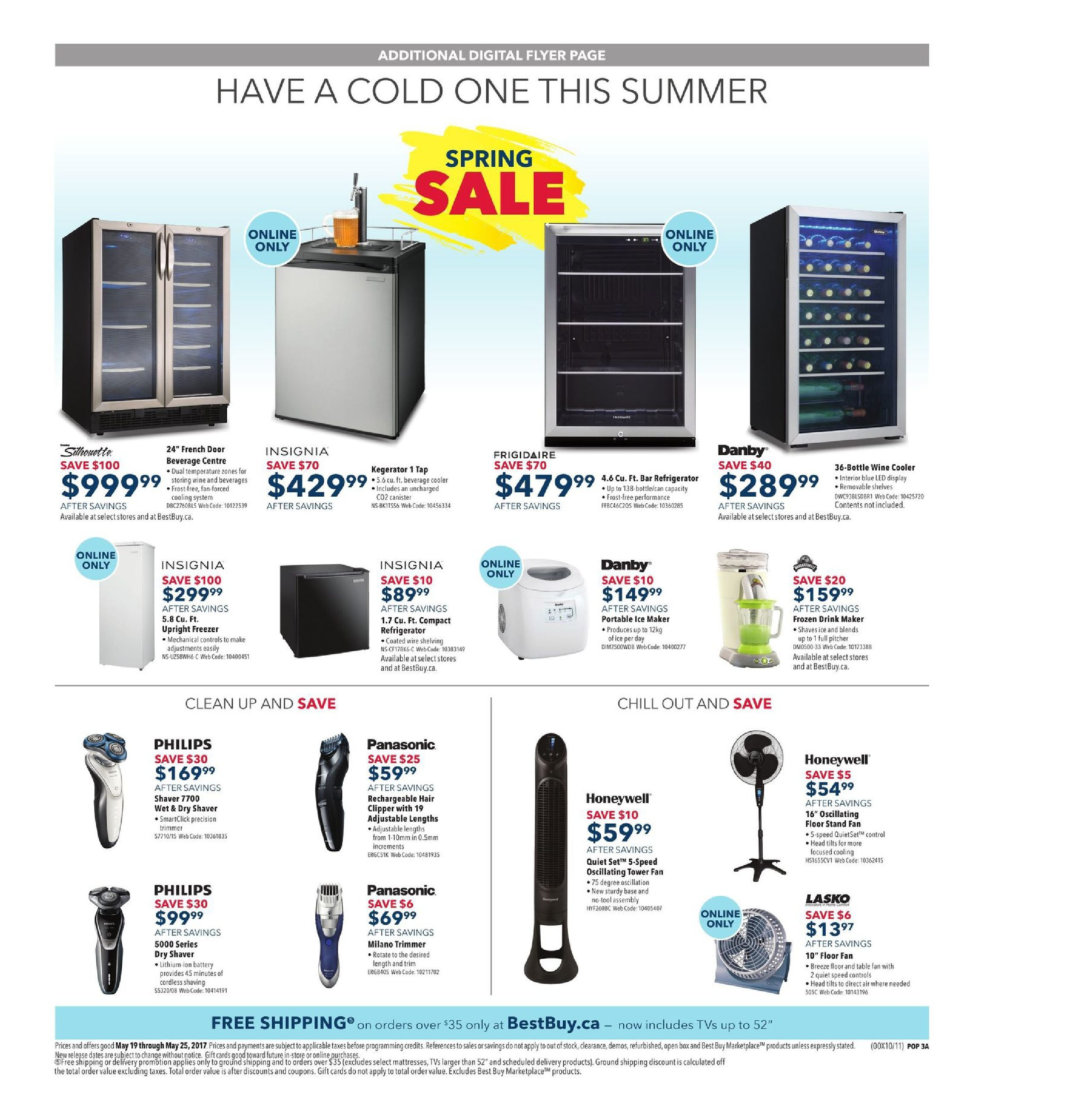 0678fde3a3e Best Buy Weekly Flyer - Weekly - Spring Sale - May 19 – 25 -  RedFlagDeals.com
