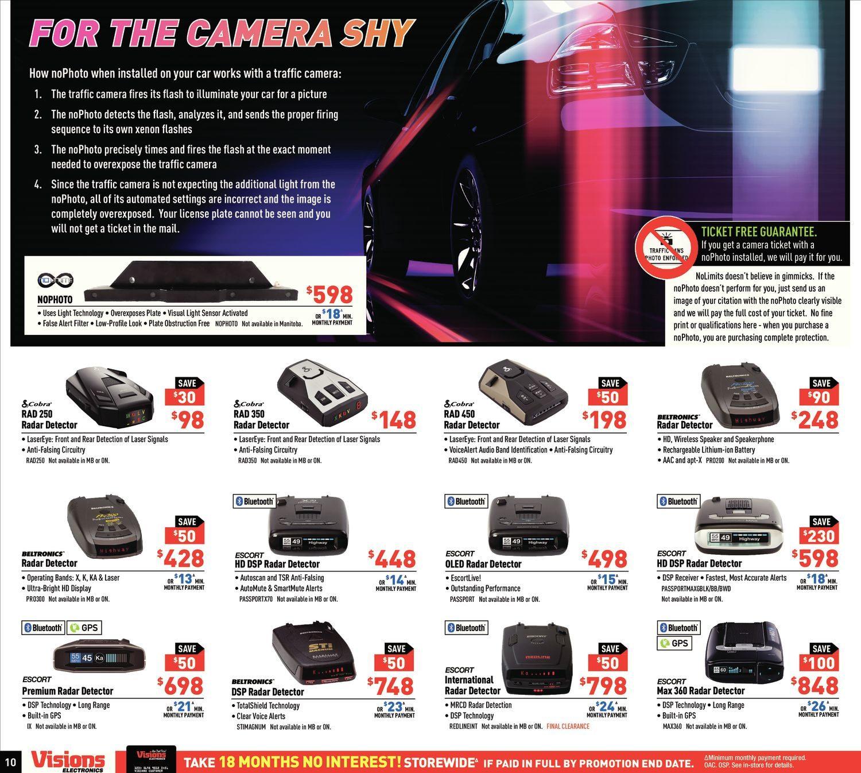 Visions Electronics Weekly Flyer - Weekly - Playoff Savings - Jun 2