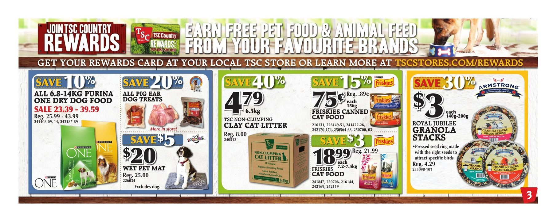 TSC Stores Weekly Flyer - 6 Days of Savings - Jun 16 – 21