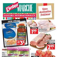 L'intermarche - International Flavours - Your Destination for Freshness Flyer