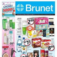 Brunet - Weekly Specials Flyer