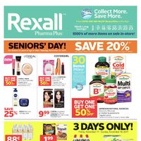 Rexall - Weekly - Week Long Savings! Flyer