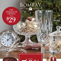 Bombay - Great Gift Ideas Flyer