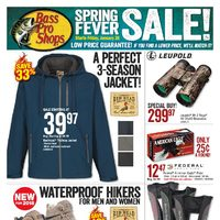 - Spring Fever Sale! Flyer