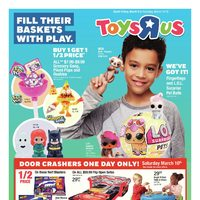 - Weekly - Fill Their Baskets With Play Flyer