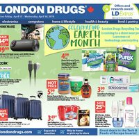 - 6 Days of Savings - Celebrating Earth Month Flyer