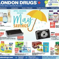 London Drugs - 6 Days of Savings - May Savings Flyer