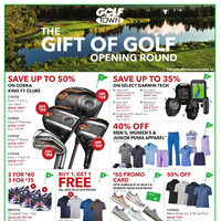 - The Gift of Golf Flyer