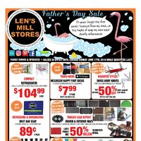 - Father's Day Sale Flyer