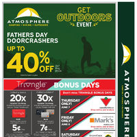 - Get Outdoors Event Flyer