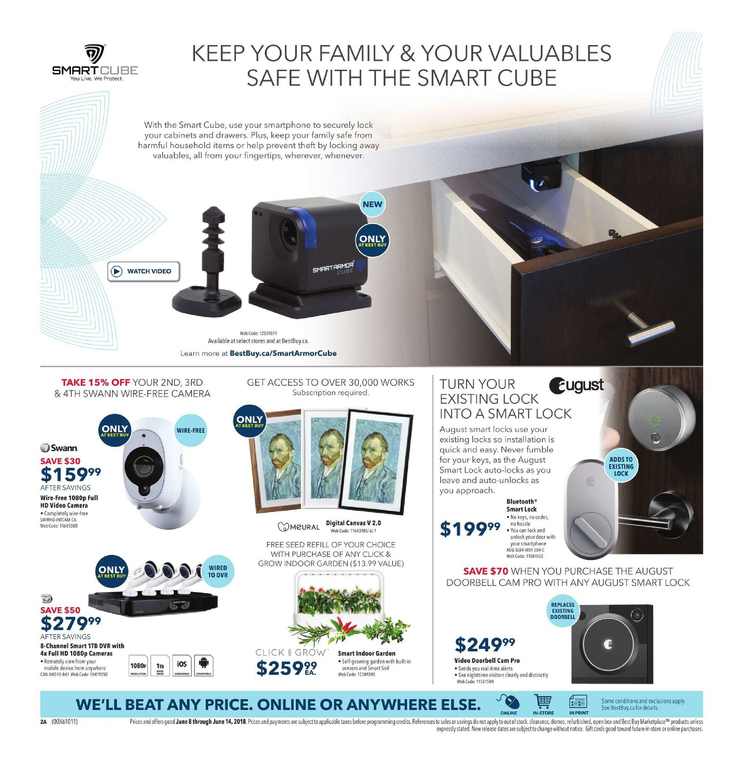Best buy weekly flyer weekly surprise dad with amazing deals best buy weekly flyer weekly surprise dad with amazing deals jun 8 14 redflagdeals fandeluxe Images