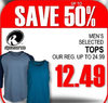 Ripzone Men's Tops