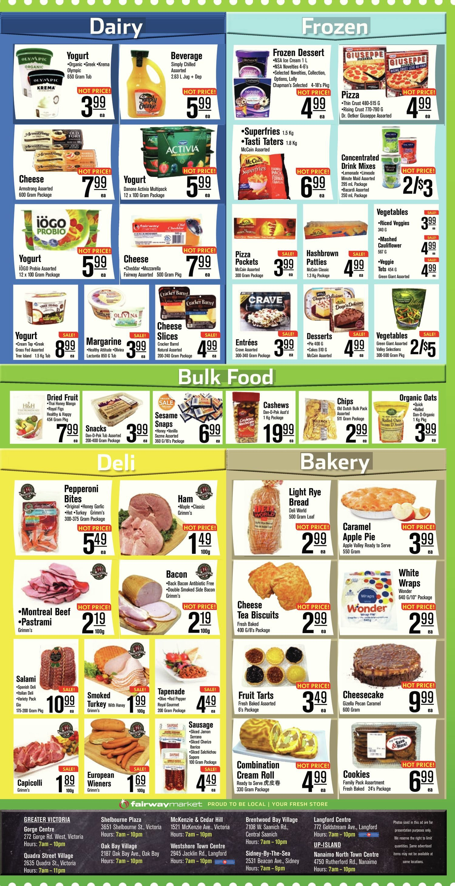 Harga Dan Spesifikasi Keju Kraft Cheddar 175 Grm Terbaru 2018 Stripe Set R Brown Vario 150 Esp 871x0k59a00zdr Fairway Market Weekly Flyer Specials Buy Big Save Aug 24 30