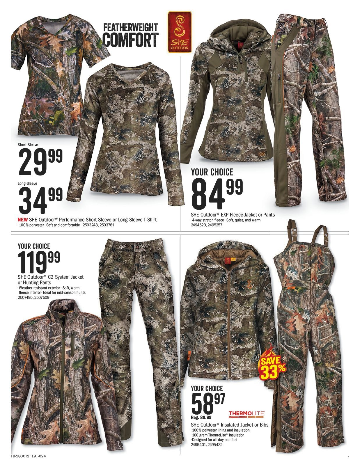 1f0c22389e8d3 Bass Pro Shops Weekly Flyer - Fall Into Savings! - Sep 21 – Oct 7 -  RedFlagDeals.com
