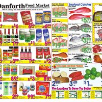 Danforth Food Market - Weekly Specials Flyer