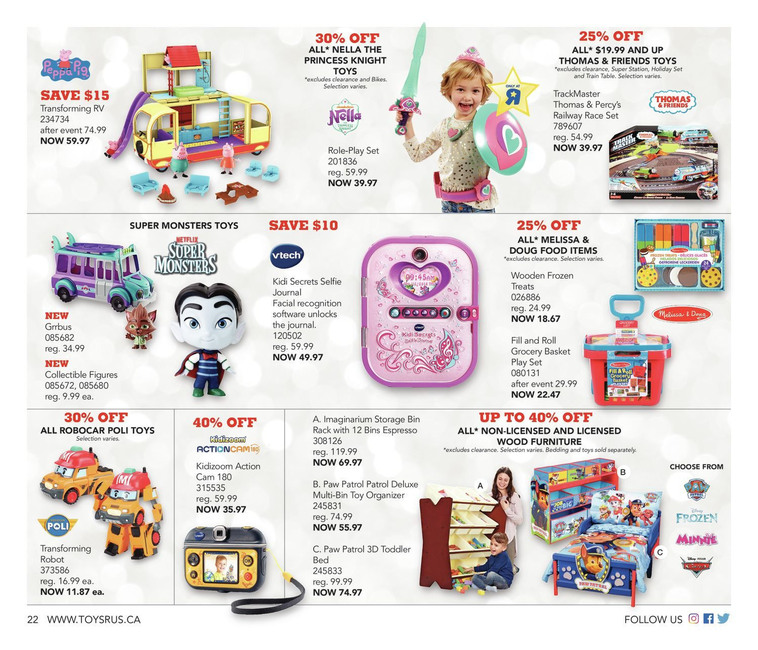 Toys R Us Weekly Flyer