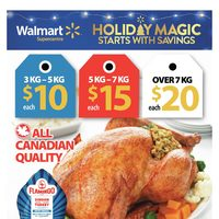 - Supercentre - Holiday Magic Starts With Savings Flyer