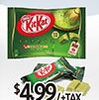 Nestle Kitkat Green Tea