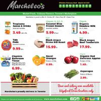 Marcheleo's - This Week's Specials Flyer