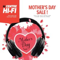 - Mother's Day Sale! Flyer