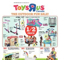 Toys R Us - The Outdoor Fun Sale! Flyer