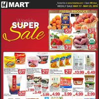 H-Mart - Bloor & Dundas Stores Only - Weekly Super Sale Flyer