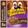 Bear Paws Chocolate Or Crackers