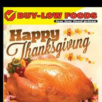 - Weekly - Happy Thanksgiving Flyer