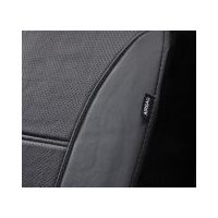 Autotrends Black Car Seat Cover Kit