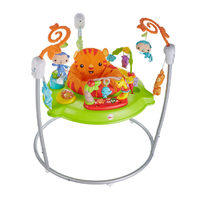Fisher Price Tiger Time Jumperoo