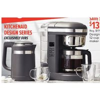 Kitchenaid Design Series 12-Cup Coffee Maker