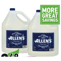 Allen's White Vinegar