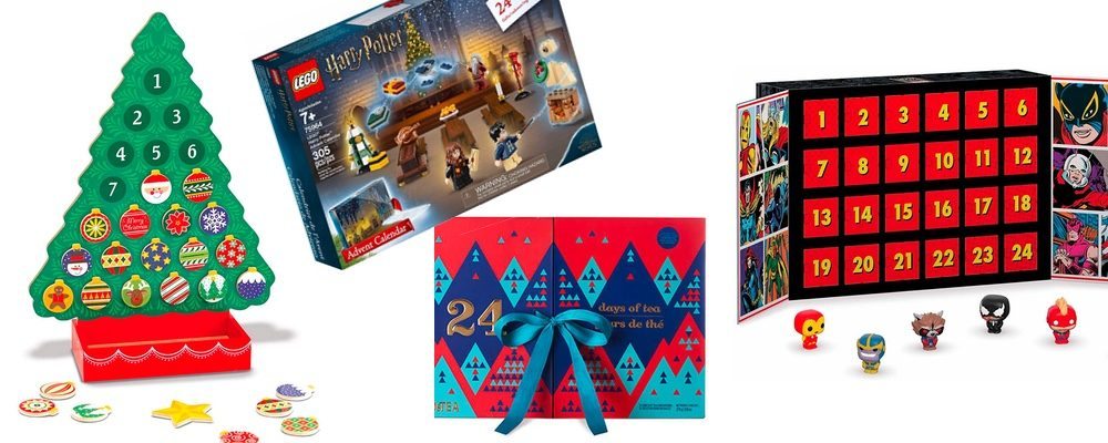 The Best Advent Calendars for 2019