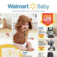 - Baby Book - Sweet Savings On All Things Baby Flyer