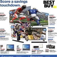 - Weekly - Score A Savings Touchdown Flyer