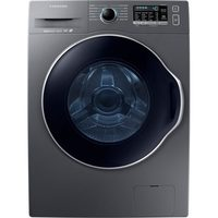 "Samsung 24"" Compact Washer Dryer, 2.6 Cubic Ft Front Load Washer, 4.0 Cubic Ft Electric Dryer"