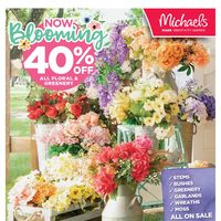 - Weekly - Now Blooming Flyer