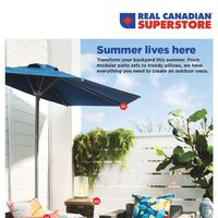 Real Canadian Superstore - Outdoor Book Flyer