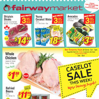Fairway Market - Weekly - Caselot Sale Flyer