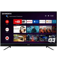 "Skyworth 49"" 4K UHD Android TV"