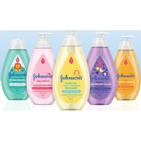 Johnson & Johnson Baby Shampoo, Lotion, Wash or Powder