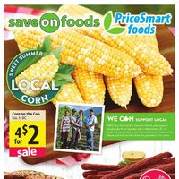 PriceSmart Foods - Weekly Specials Flyer