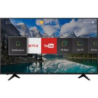 "Sharp 65"" 4K HDR TV + Monster Sound Bar And Wireless Subwoofer Package"