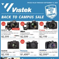 - Back To Campus Sale Flyer
