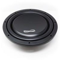 Soundstage 10'' or 12'' Shallow Dual 4 Ohm Subwoofer