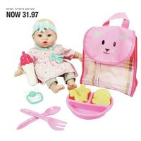 "Madame Alexander Dolls - Lil' Cuddles 12"" Baby Set"