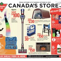 Canadian Tire - Weekly - Canada's Store Flyer