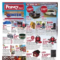 PeaveyMart - Prepare For Winter Flyer